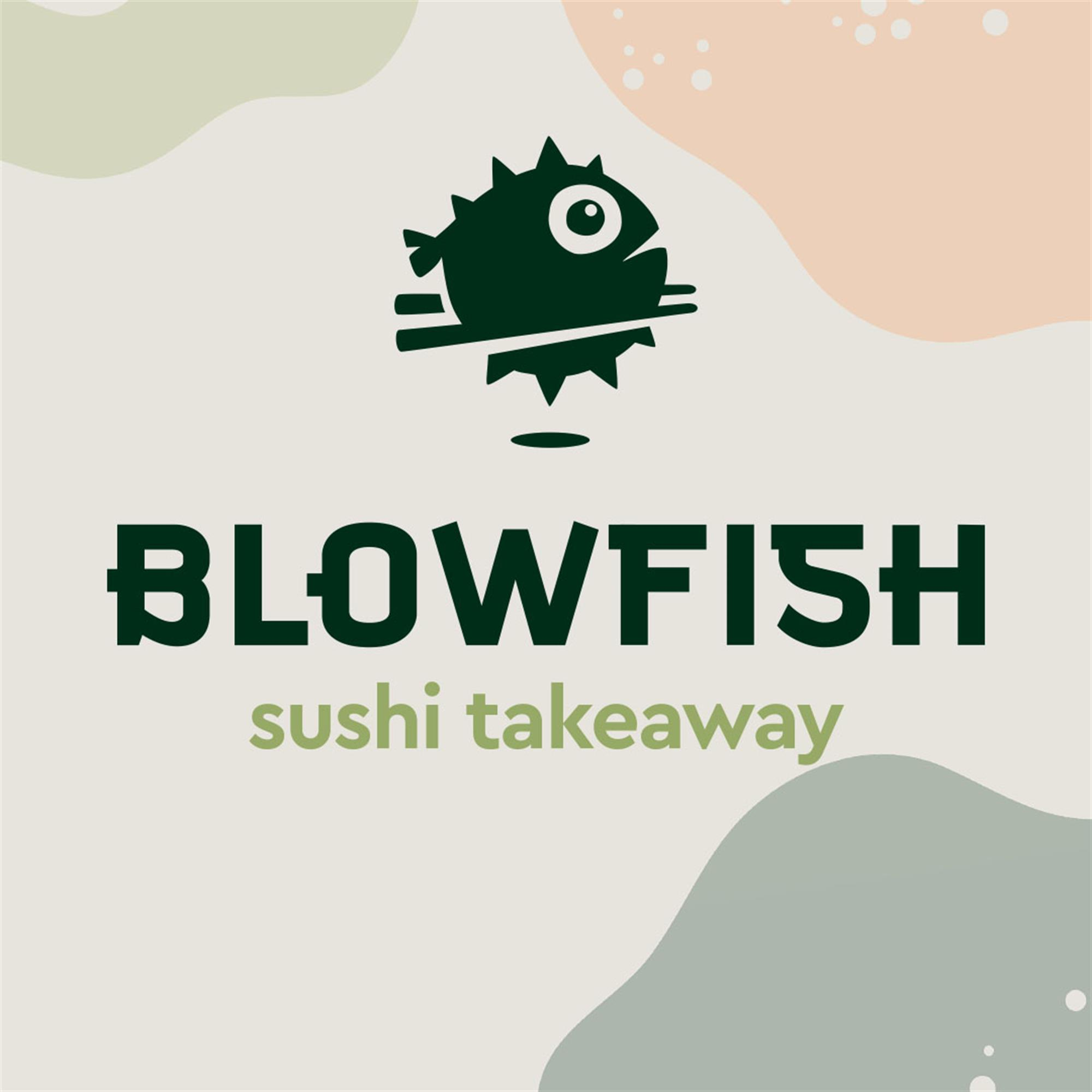 Blowfish sushi