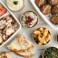 Fairuz libanesisk mat Hamar Matkvartalet